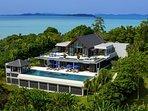Villa Padma Phuket - Aerial View