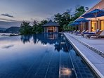 Villa Padma Phuket - By Night