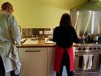 Cours de cuisine personnalisés avec Emmanuel