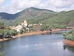 Scenic Dornes,a short trip from Casa Lerryn. Tranquil, historic ,a secret beauty spot.