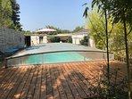 Espace piscine couverte + SPA