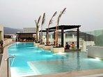 Playa Salguero,El Rodadero, excelentes instalaciones