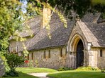 ...home to St Laurence's Church