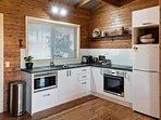 Hunter Valley Accommodation - North Lodge Estate Cottages - Pokolbin - Kitchen