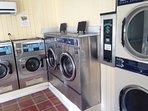 Laundry Room (Requires US Quarters)