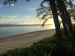Sunrise on Cabbage Beach