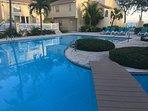 Back Community Pool & Beach Access