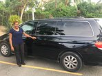 Nudira, My Driver & Wellington's Wife