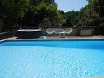 SPA avec piscine chauffée