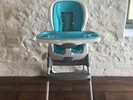 Complimentary high chair (3 in 1)