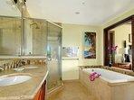 Waipouli Master Bathroom