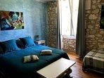 Chambre 'Bleue' (étage)