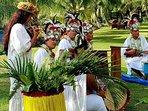 les groupes de chants traditionnels polynésiens aux si belles mélodies, venez les écouter !