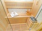Coronari - sauna