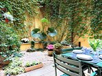 Coronari - patio