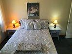 Bedroom #2 has a Tempurpedic mattress.  ahhhhh