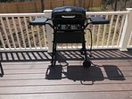 New grill for your use!