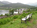 Stop a while and soak up the views of Loch Goil