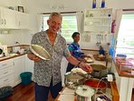 Hands on Indian cooking experience!