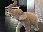 Elephants are a theme of Luxury Portrush Holiday Homes. As they represent a symbol of good fortune