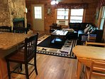 Skips Bearly Rustic Cabin_New Living Room_Enchanted Mountain Ret