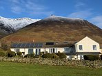 Sunnyside is situated on the foothills of the Blencathra mountain range