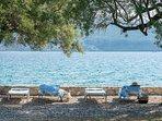 The beach of Mediterraneo Home