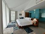 Bedroom 4, Master King room