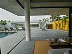 Seamless indoor outdoor living