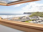 Views From Master Bedroom - Burnsyde Beach House, Saltburn