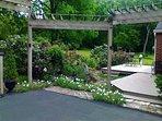 Garden entrance!!