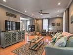 Sit down and slow down at this Ligonier vacation rental!