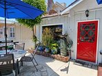 Enjoy the ocean breeze!  Secure WiFi throughout house and patio!