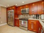 Kitchen with Upgrades