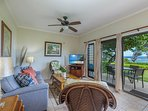 Oceanview Living Area