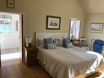 The beautiful large Double Bedroom with en-suite shower room