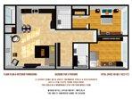 Actual floor plan