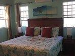 our 1 bedroom suite ( Seascape villa)