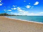 A-Bay sandy beach