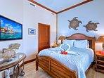Honu Guest bedroom