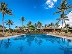 Infinity pool at Kolea Beach club