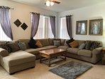 Corner Sofa in main living area