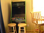 Video Arcade Game 'Multicade' in the Game Room