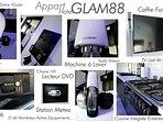 Les Apparts Hôtels GLAM88, un équipement complet... comme à la maison