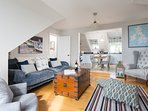 Open Plan Lounge and kitchen /Diner