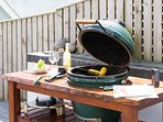 Calling all Dad's!- the big Green Egg will appeal to all those who love cooking outside