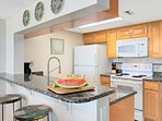 Cape Winds 304 Kitchen