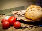 Típico pan de payés