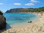 Grotticelle beach