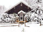 Winter View of your/guest entry